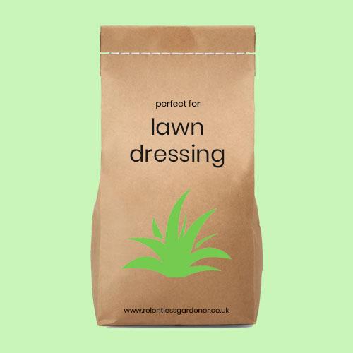 Organic Lawn Top Dressing Seaweed