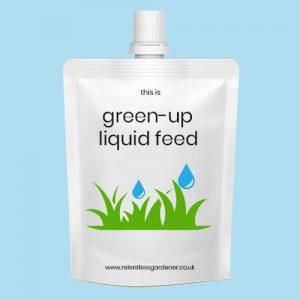 Summer Liquid (green-up) Lawn Feed