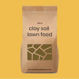 Clay Soil (Organic) Lawn Feed