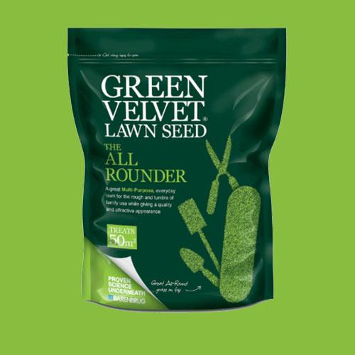 General Purpose Green Velvet Grass Seed